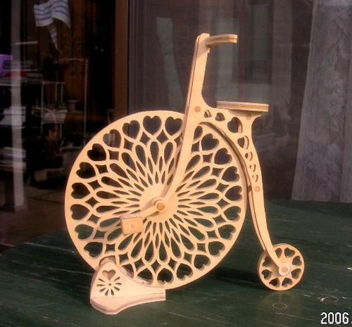 Pict0005 クラシックの自転車